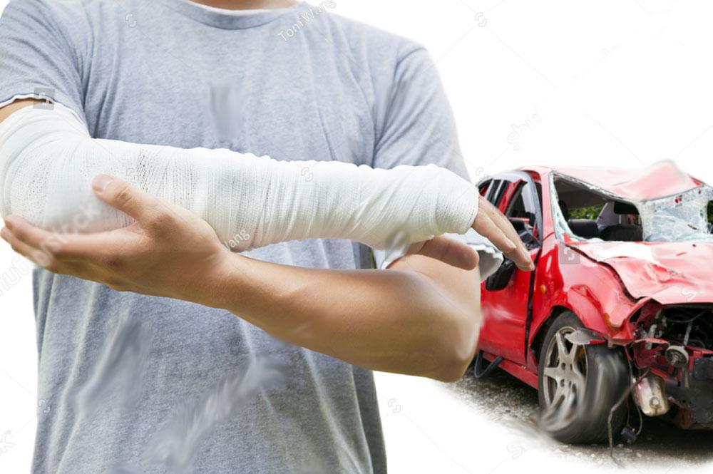 交通事故障害